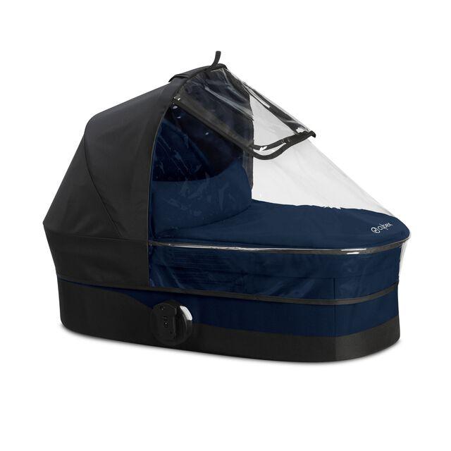 Rain Cover Cot S - Transparent
