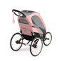 CYBEX Zeno Rahmen - Schwarz mit pinken Details in Black With Pink Details large Bild 5 Klein