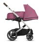 CYBEX Balios S Lux - Magnolia Pink (Silver Frame) in Magnolia Pink (Silver Frame) large image number 4 Small