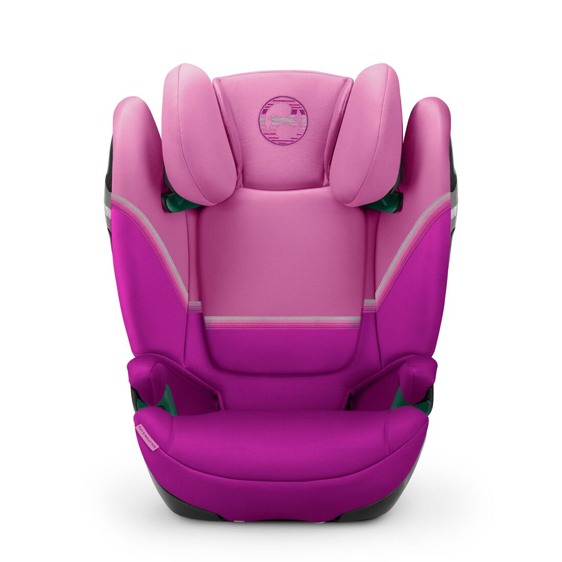 CYBEX Solution S2 i-Fix - Magnolia Pink in Magnolia Pink large image number 2