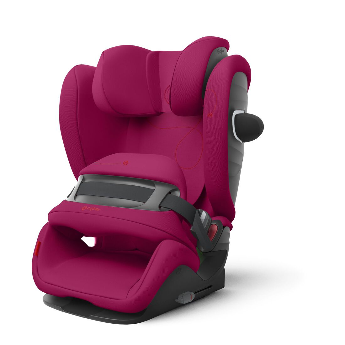 CYBEX Pallas G i-Size - Magnolia Pink in Magnolia Pink large image number 1