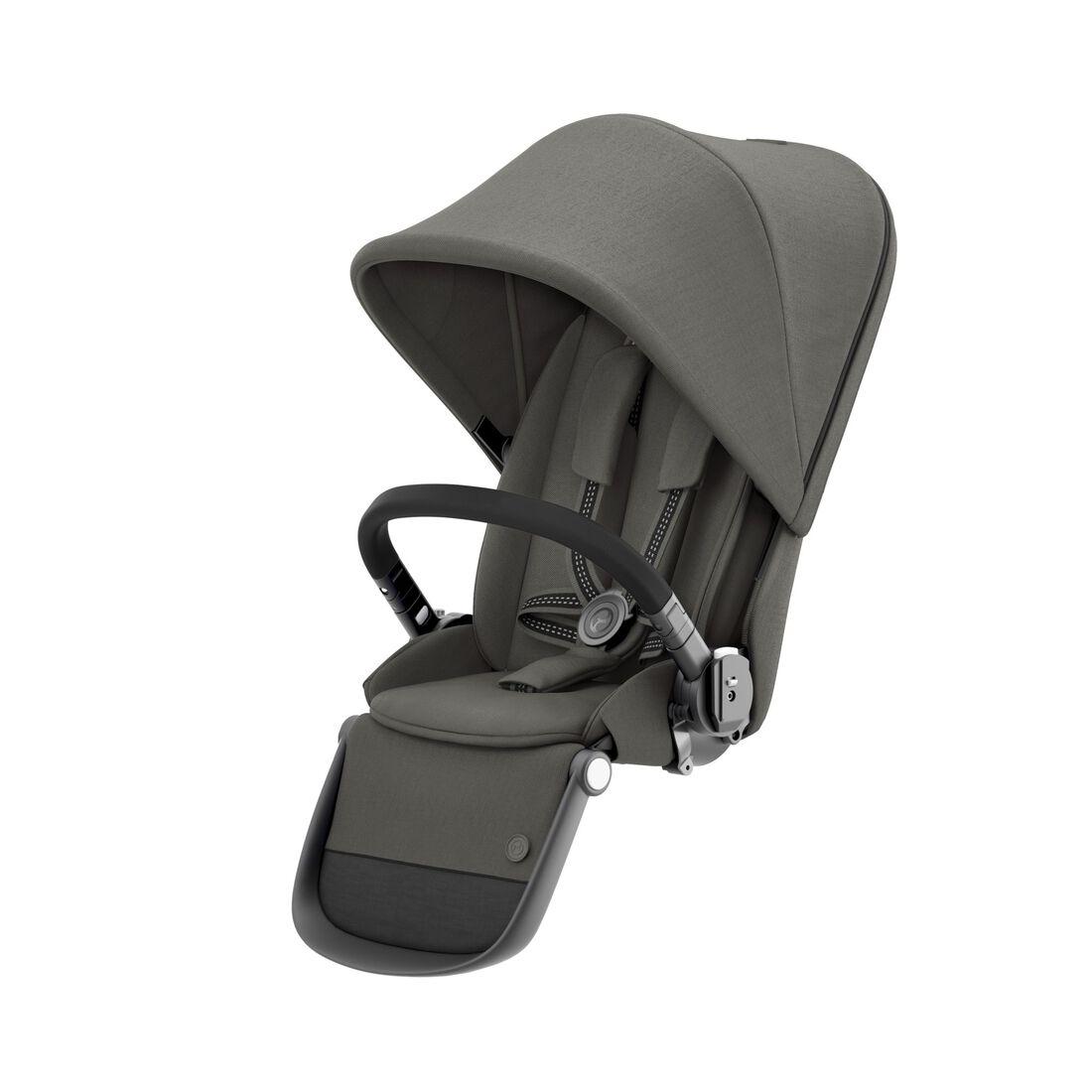 CYBEX Gazelle S Sitzeinheit - Soho Grey (Schwarzer Rahmen) in Soho Grey (Black Frame) large Bild 1