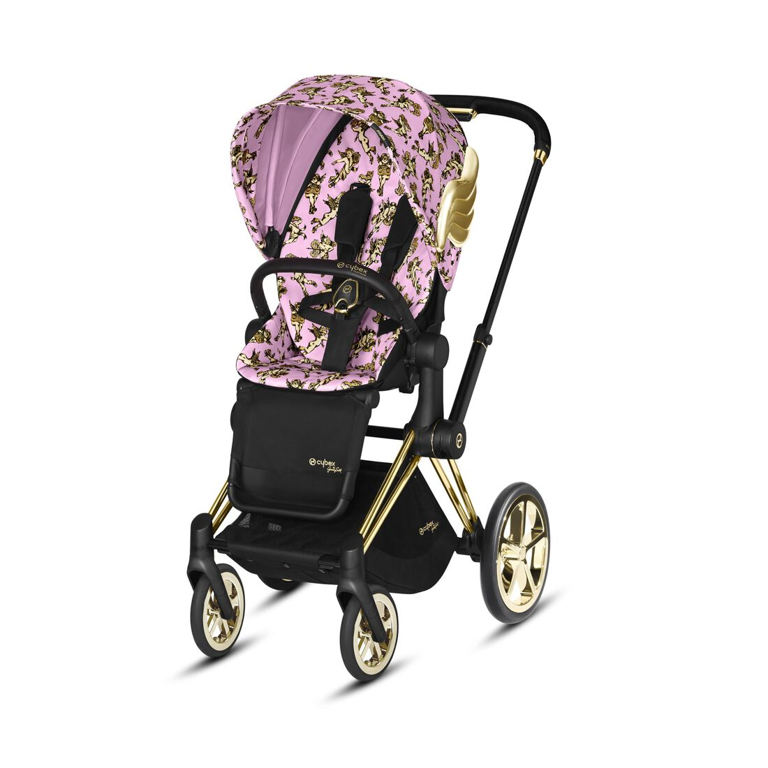 CYBEX Priam Jeremy Scott - Cherubs Pink in Cherubs Pink large Bild 1