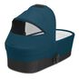 CYBEX Cot S - River Blue in River Blue large image number 3 Small