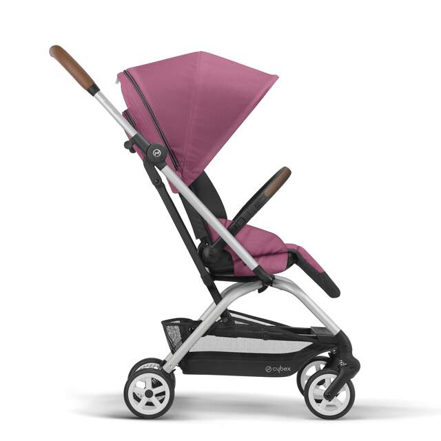 Eezy S Twist 2 - Magnolia Pink (Silberner Rahmen)