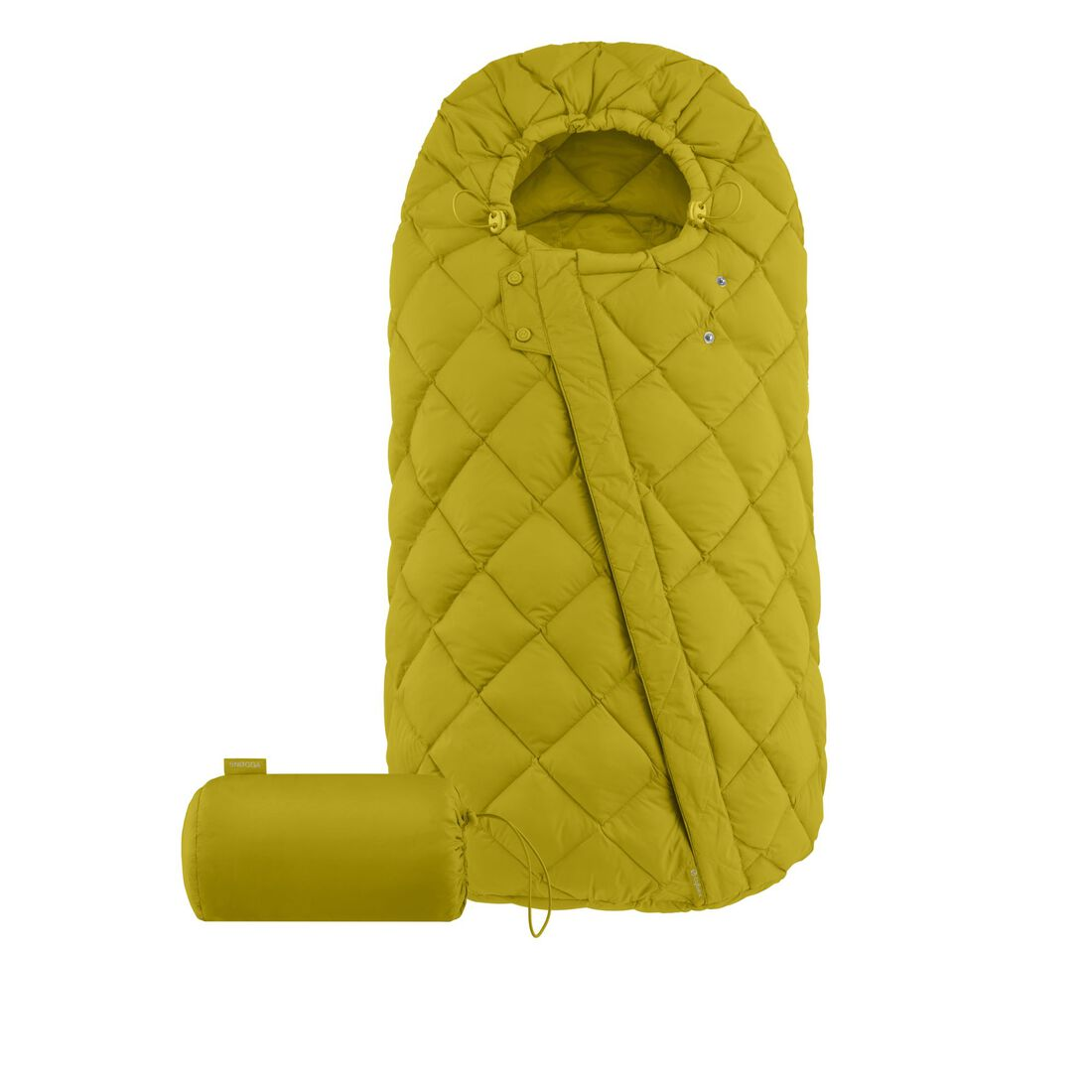 CYBEX Snogga - Mustard Yellow in Mustard Yellow large Bild 1