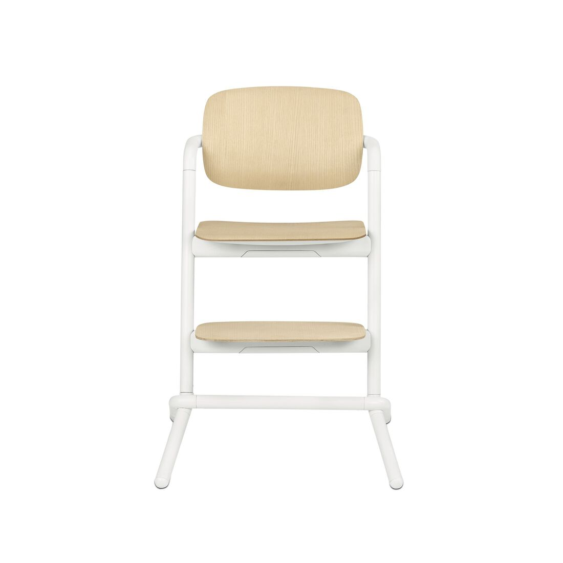 CYBEX Lemo Chair - Porcelaine White (Wood) in Porcelaine White (Wood) large image number 2