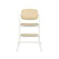 CYBEX Lemo Chair - Porcelaine White (Wood) in Porcelaine White (Wood) large image number 2 Small