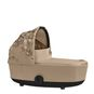 CYBEX Mios Lux Carry Cot - Nude Beige in Nude Beige large image number 1 Small