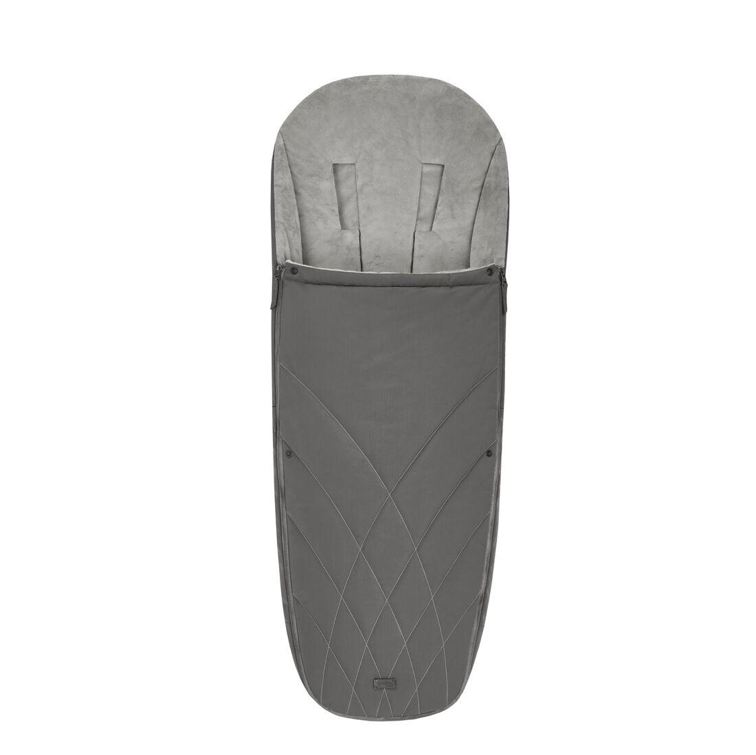CYBEX Platinum Footmuff - Soho Grey in Soho Grey large image number 1