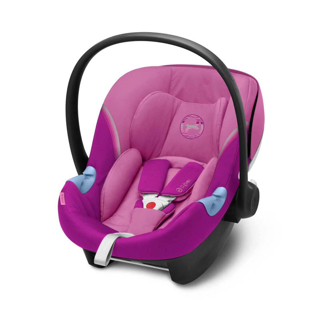 CYBEX Aton M i-Size - Magnolia Pink in Magnolia Pink large image number 1