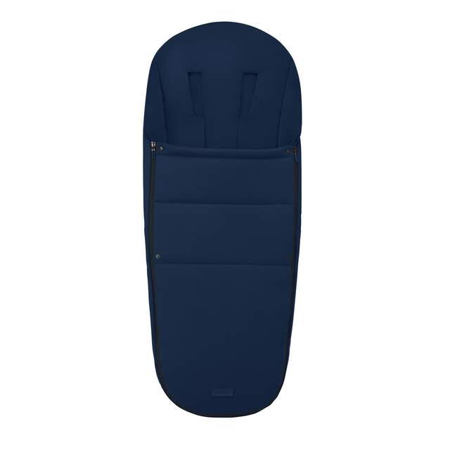 Gold Fußsack - Navy Blue