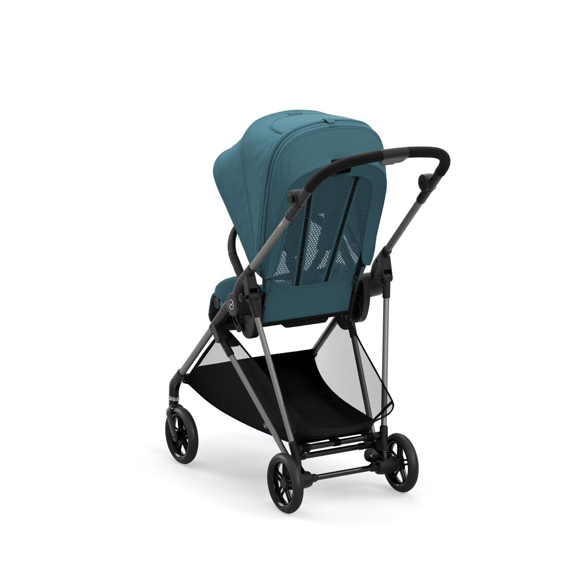 CYBEX Melio - River Blue in River Blue large image number 6