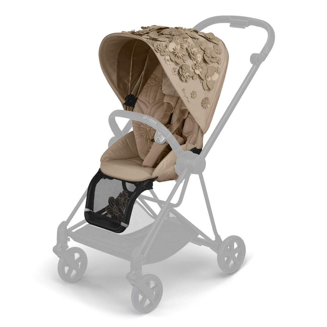 CYBEX Mios Seat Pack - Nude Beige in Nude Beige large image number 1