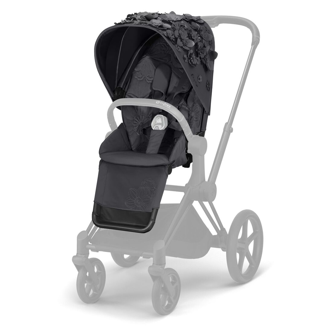 CYBEX Priam Seat Pack - Dream Grey in Dream Grey large image number 1