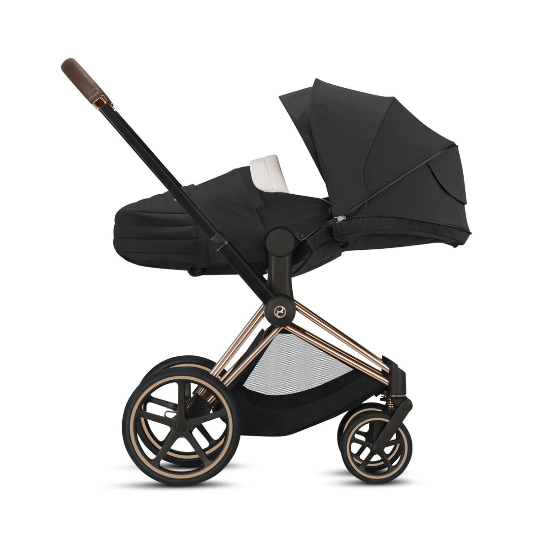CYBEX Priam Frame - Rosegold in Rosegold large image number 5