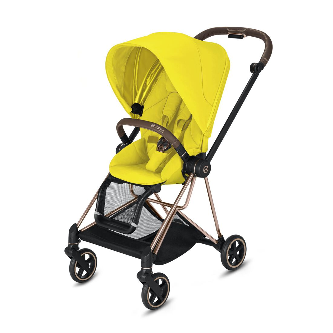 CYBEX Mios Seat Pack - Mustard Yellow in Mustard Yellow large image number 2