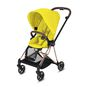 CYBEX Mios Seat Pack - Mustard Yellow in Mustard Yellow large image number 2 Small