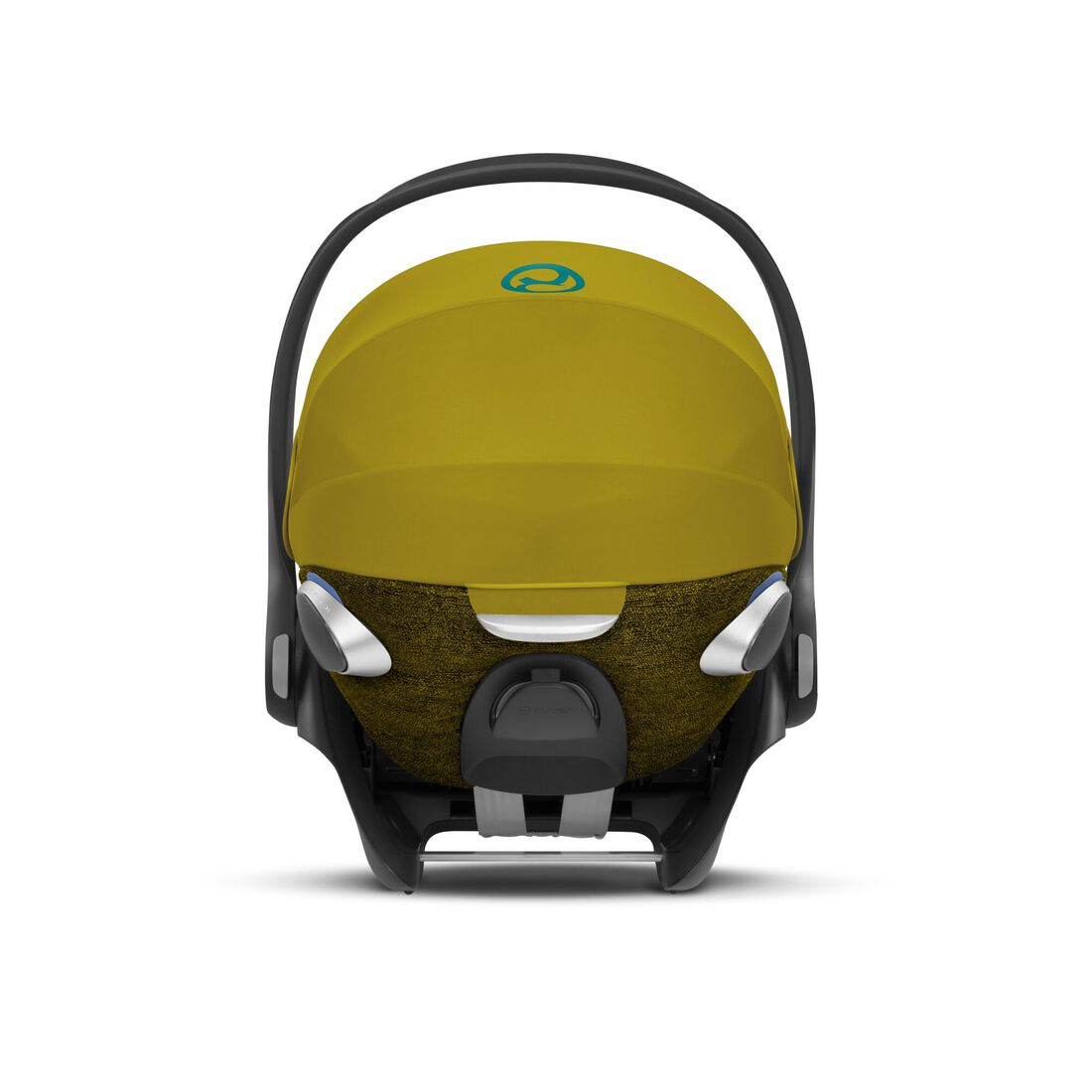 CYBEX Cloud Z i-Size - Mustard Yellow Plus in Mustard Yellow Plus large image number 3