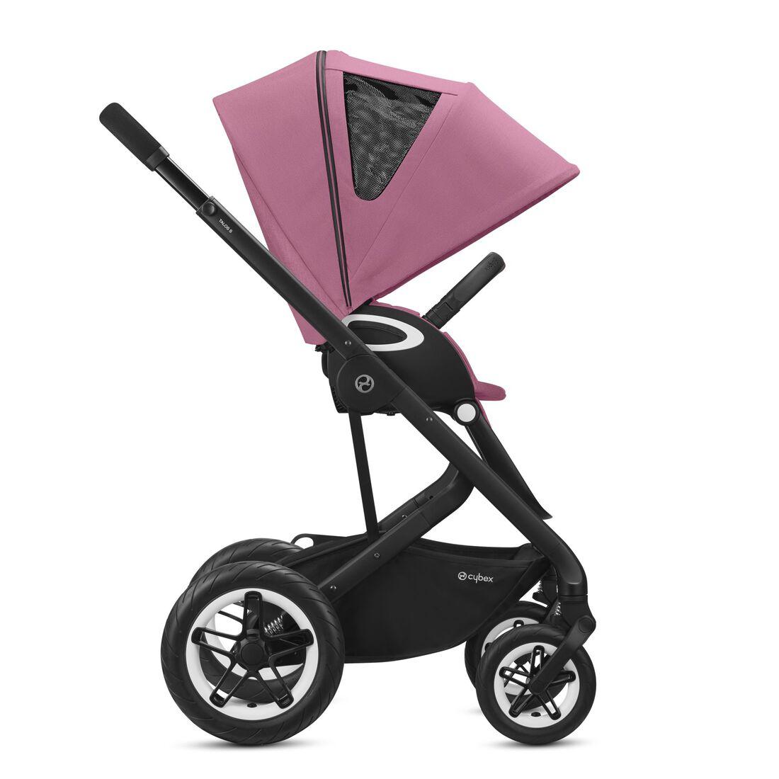 CYBEX Talos S Lux - Magnolia Pink (Black Frame) in Magnolia Pink (Black Frame) large image number 3