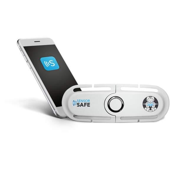 SensorSafe 4-in-1 Safety Kit Toddler - Grey