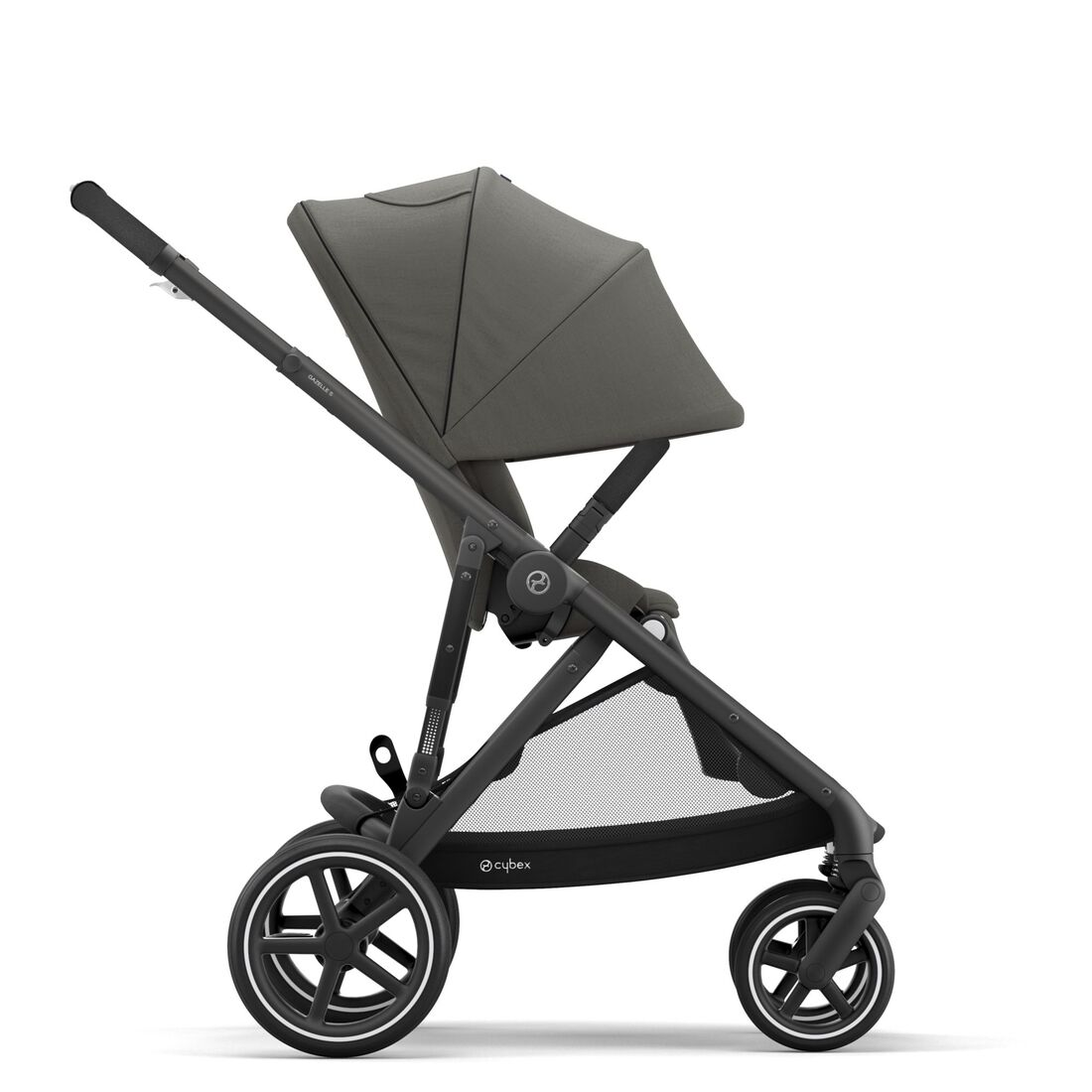 CYBEX Gazelle S - Soho Grey (Schwarzer Rahmen) in Soho Grey (Black Frame) large Bild 4