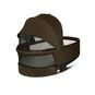 CYBEX Priam Lux Carry Cot - Khaki Green in Khaki Green large image number 4 Small