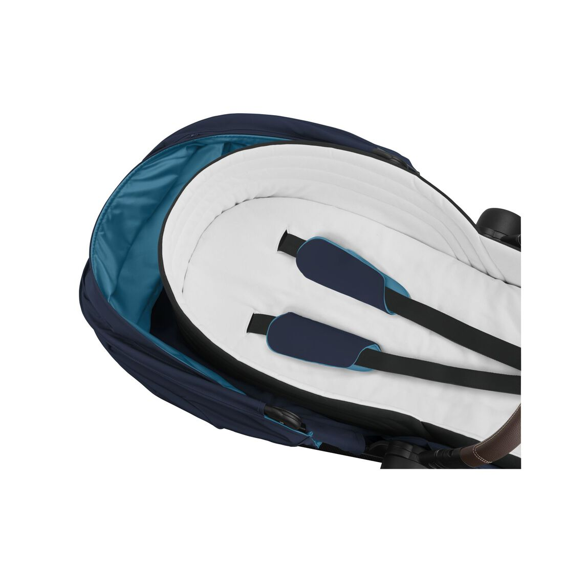 CYBEX Lite Cot - Nautical Blue in Nautical Blue large Bild 2