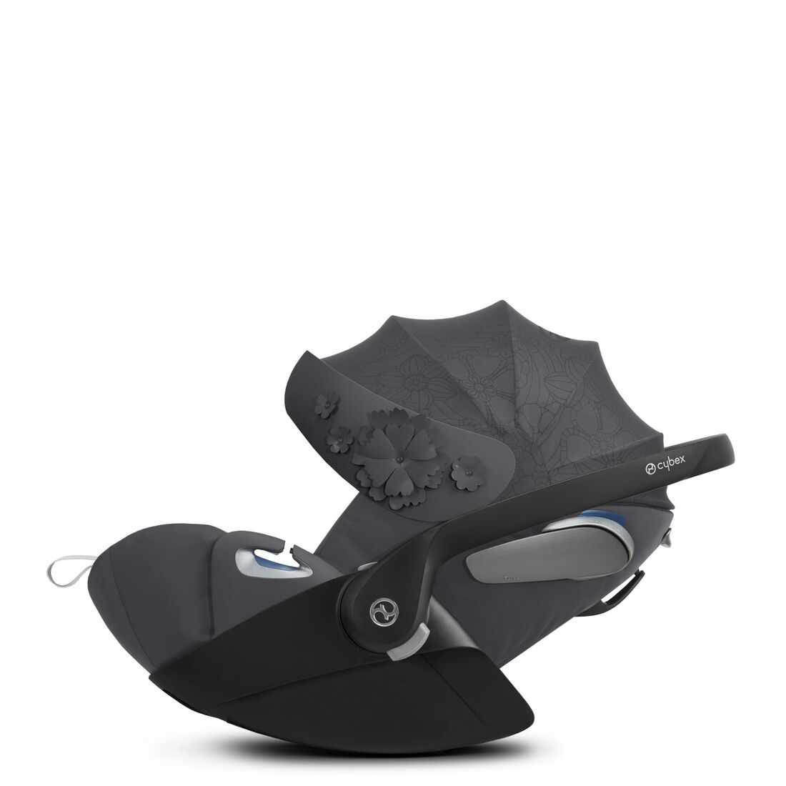 CYBEX Cloud Z i-Size - Dream Grey in Dream Grey large image number 3