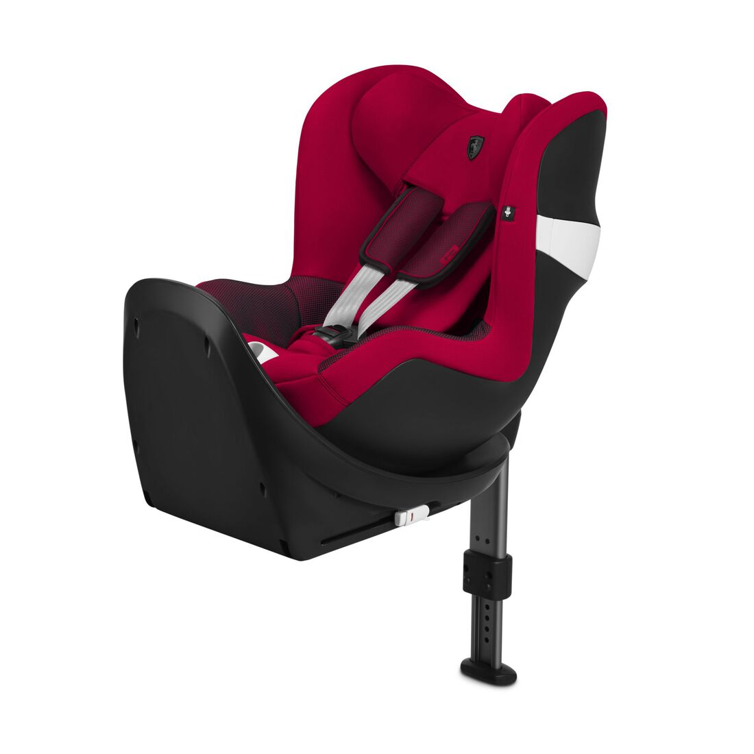 CYBEX Sirona M2 i-Size - Ferrari Racing Red in Ferrari Racing Red large image number 2