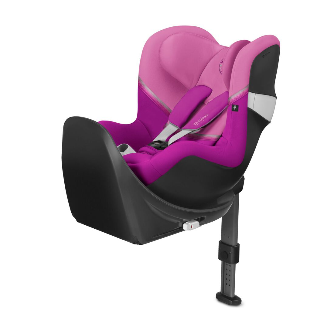CYBEX Sirona M2 i-Size and Base M - Magnolia Pink in Magnolia Pink large image number 1