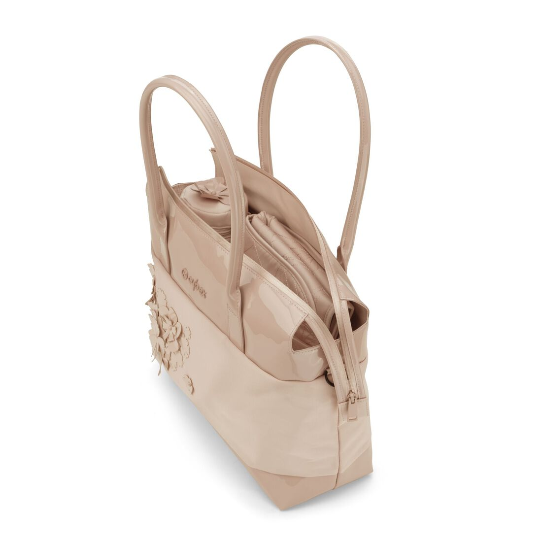 CYBEX Changing Bag Simply Flowers - Nude Beige in Nude Beige large image number 2