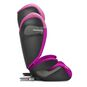 CYBEX Solution S i-Fix - Magnolia Pink in Magnolia Pink large image number 3 Small