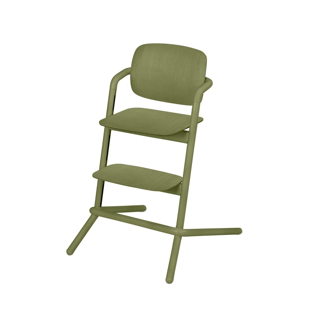 CYBEX Lemo Hochstuhl - Outback Green (Wood) in Outback Green (Wood) large Bild 1