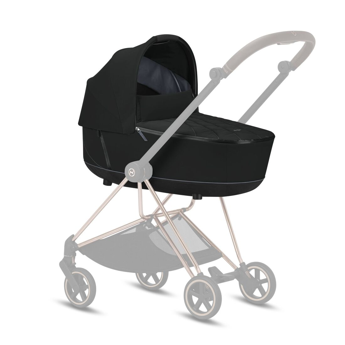CYBEX Configure Mios Set: Frame, Lux Carry Cot, Cloud Z i-Size, Seat Pack in  large image number 6