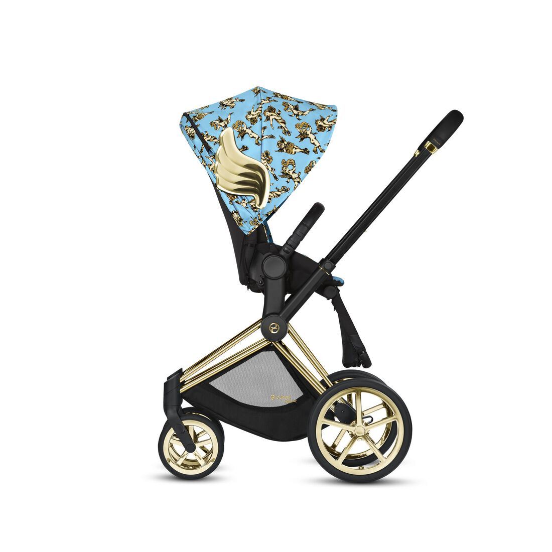 CYBEX Priam Jeremy Scott - Cherubs Blue in Cherubs Blue large Bild 2