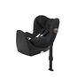 CYBEX Sirona Zi i-Size - Deep Black in Deep Black large image number 1 Small