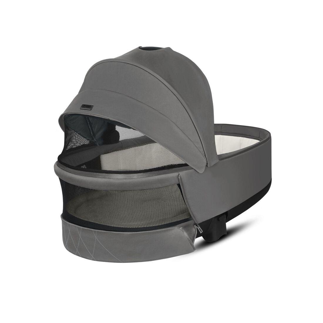 CYBEX Priam Lux Carry Cot - Soho Grey in Soho Grey large Bild 4