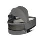 CYBEX Priam Lux Carry Cot - Soho Grey in Soho Grey large Bild 4 Klein
