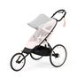 CYBEX Avi Frame - Black With Pink Details in Black With Pink Details large image number 2 Small