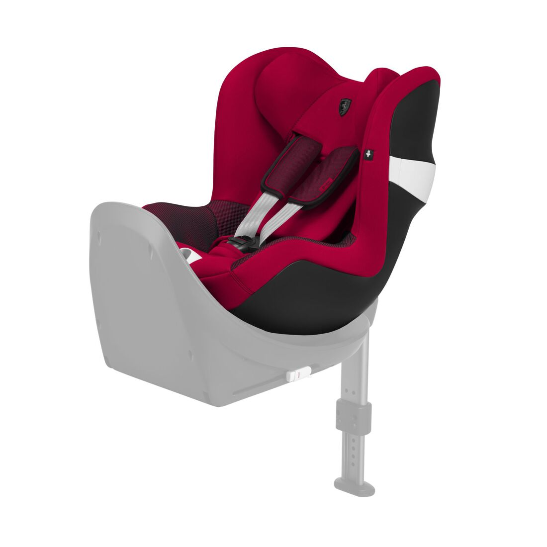 CYBEX Sirona M2 i-Size - Ferrari Racing Red in Ferrari Racing Red large Bild 1