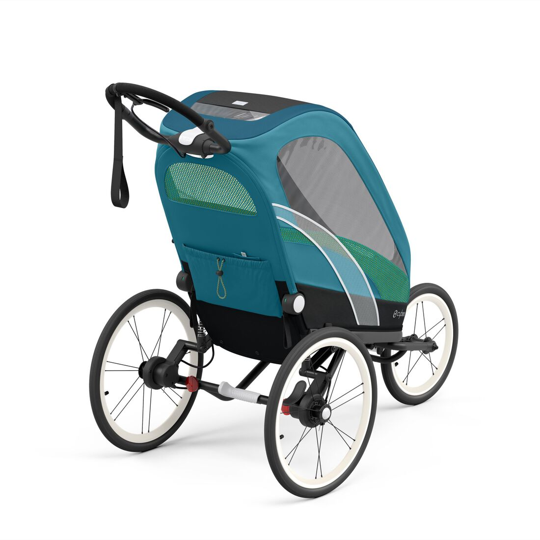 CYBEX Zeno Seat Pack - Maliblue in Maliblue large image number 5