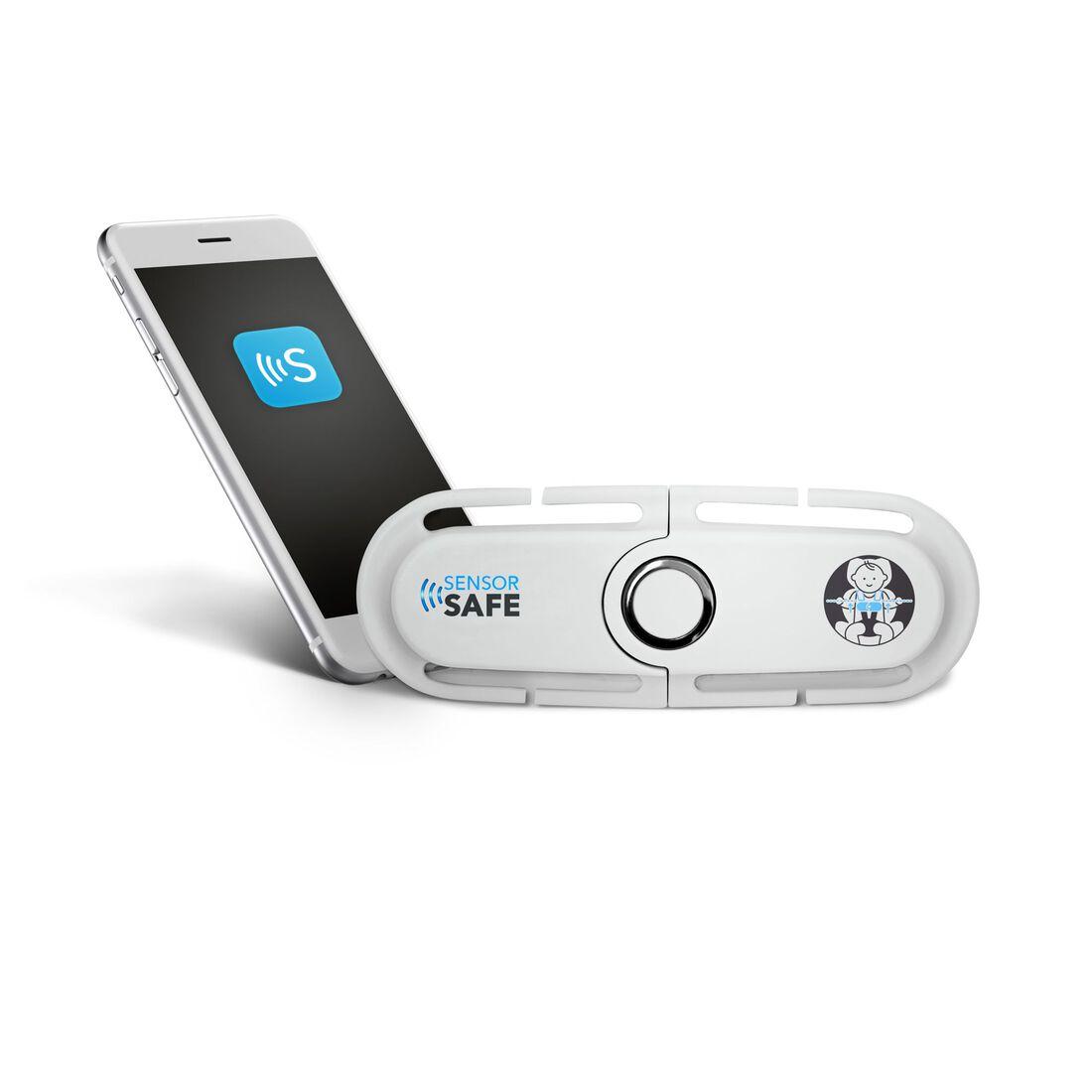 CYBEX SensorSafe 4-in-1 Safety Kit Infant - Grey in Grey large image number 2