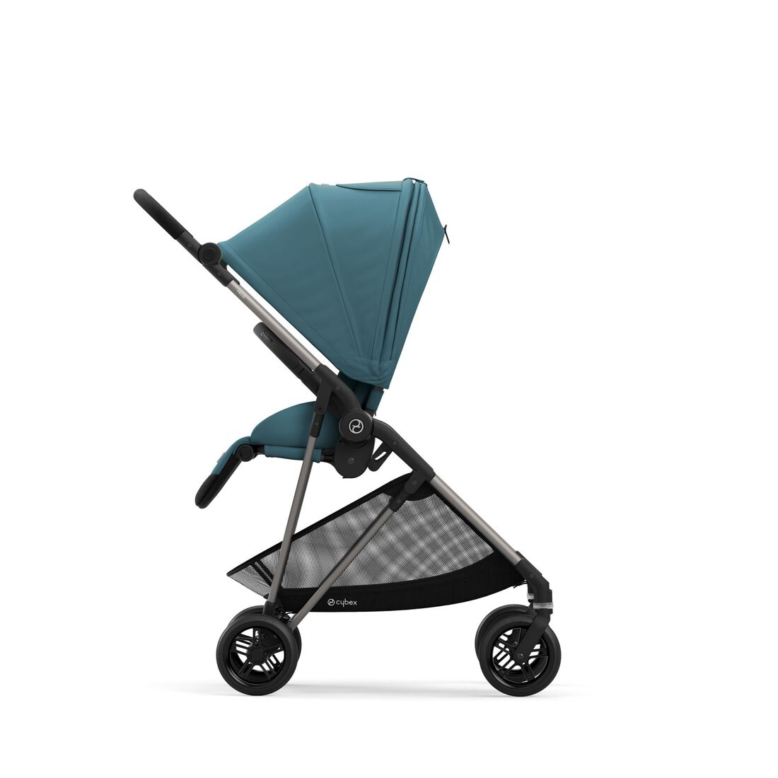 CYBEX Melio - River Blue in River Blue large image number 4