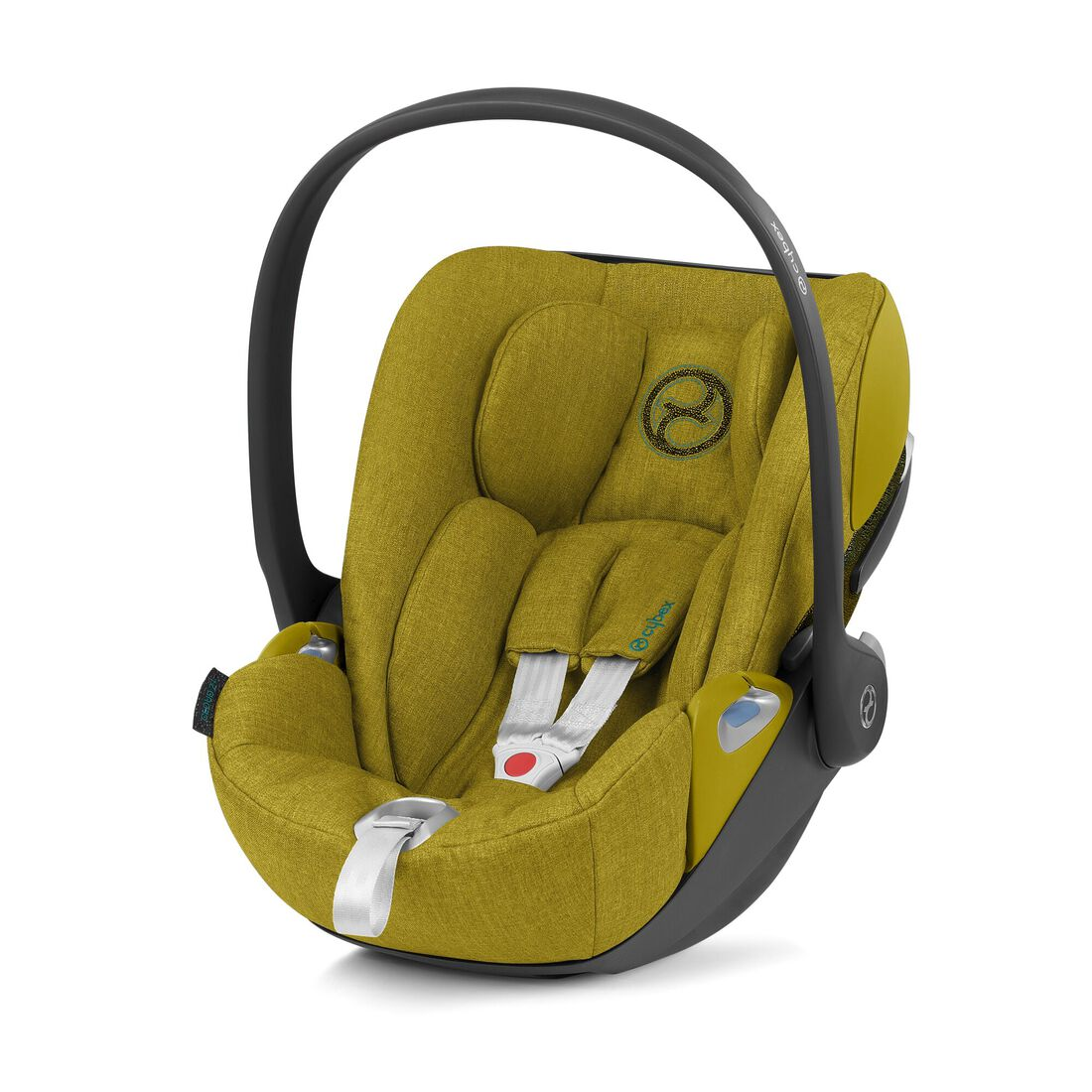CYBEX Cloud Z i-Size - Mustard Yellow Plus in Mustard Yellow Plus large image number 2