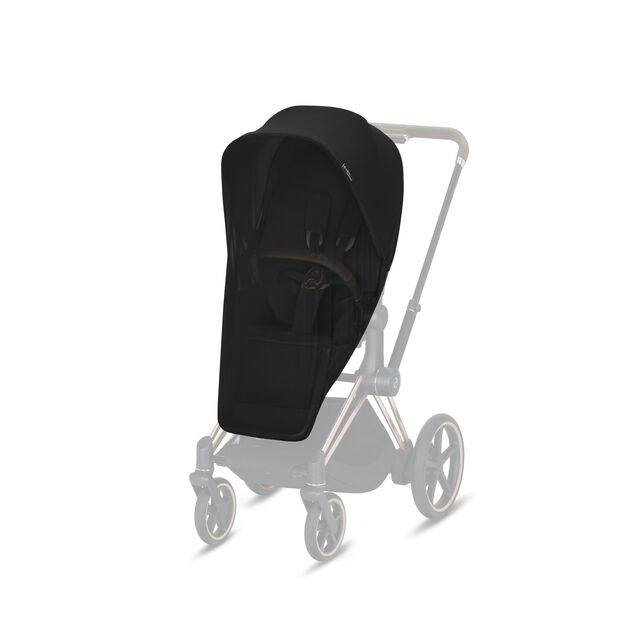 Insect Net Lux Seats - Black