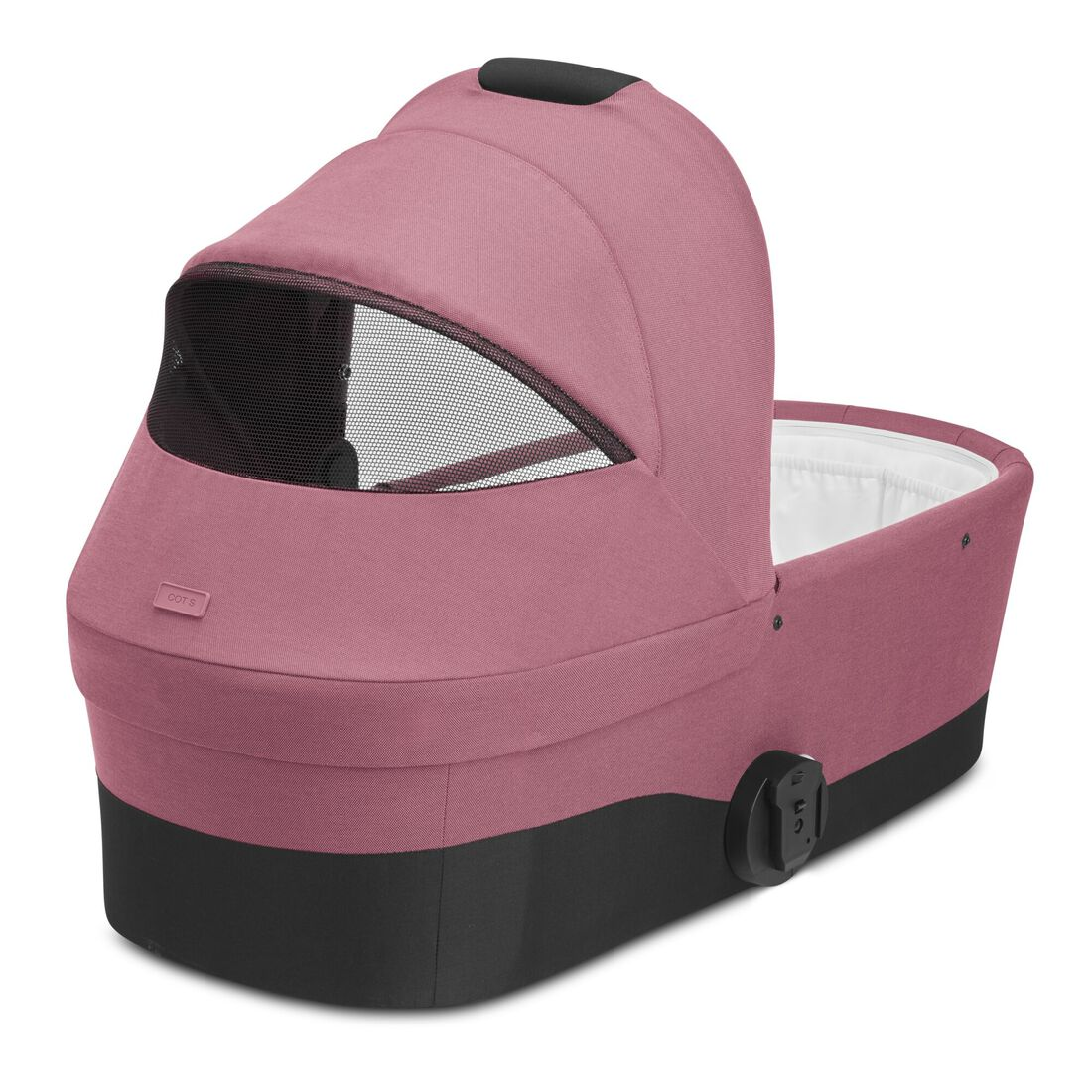CYBEX Cot S - Magnolia Pink in Magnolia Pink large image number 3