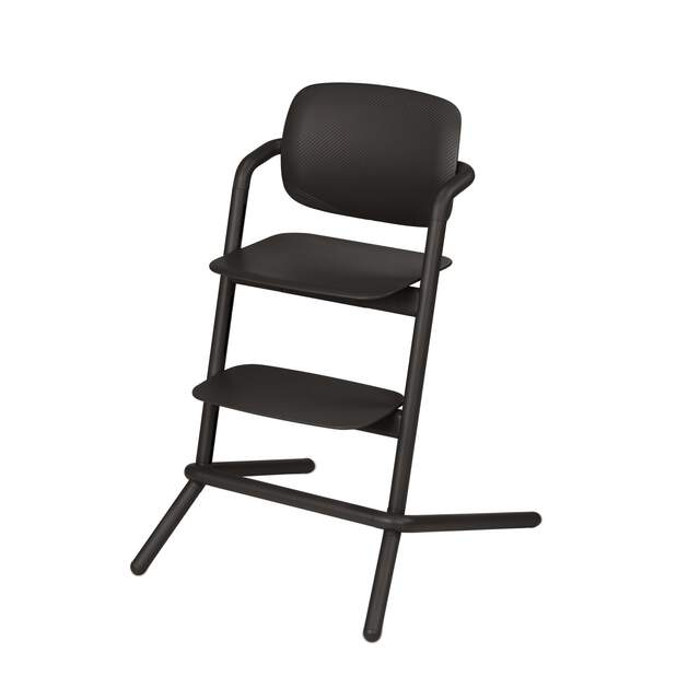 Lemo Chair - Infinity Black (Plastic)