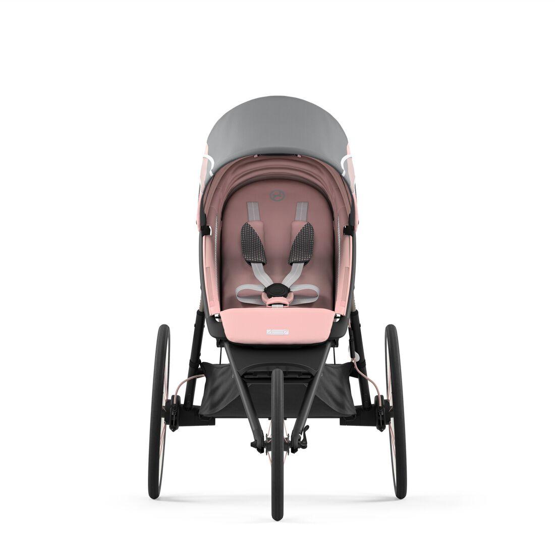 CYBEX Avi Rahmen - Schwarz mit pinken Details in Black With Pink Details large Bild 3