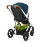 CYBEX Balios S Lux - River Blue (Silver Frame) in River Blue (Silver Frame) large image number 6 Small